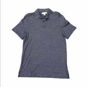 Nordstrom Signature Linen Blend Polo Shirt